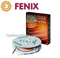Теплый пол - Тонкий двухжильный нагревательный кабель FENIX ADSV - 10 Вт/м, 1100 Вт, Чехия