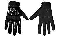 Мотоперчатки , вело рукавиці, закрытые FOX Dirtpaw (р-р M, L, XL) , (black)