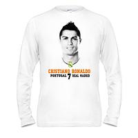 Лонгслив с Cristiano Ronaldo