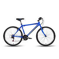 """Велосипед 26'' PRIDE XC-1.0 рама - 19"""" сине-черный матовый 2016"""