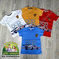Брендовая футболка для мальчика Porsche