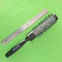 Брашинг для укладки волос маленький Dagg, 25мм