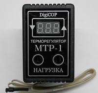 Цифровой терморегулятор для инкубатора ТЦ-2,0 O-MEGA (2 кВт) Звуковое оповещение