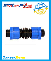 Соединитель для ленты с поджимом SL 002 ( ремонтная муфта)