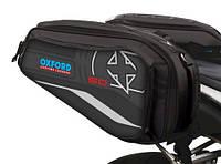 Идеальные боковые сумки для  спорт байков обьем 50 л Oxford