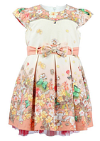 Красивое нарядное платье на девочку