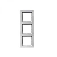Рамка 3-кратна біла FIORENA