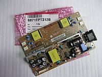 Плата блока питания монитора LG 6871TPT312B