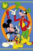 Ковер детский Микки (Mickey Mouse), серия Kids, Турция, акриловый