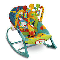 Детское кресло-качалка Fisher Price Джунгли X7046