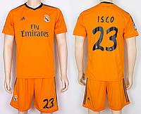 Футбольная форма Реал Мадрид, рост 105 см.
