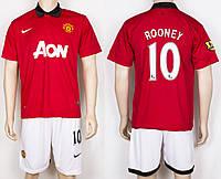 "Футбольная форма Манчестер Юнайтед ""Руні"", рост 95 см."