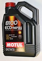 Масло моторное синтетическое для Ford, Motul  SAE 5W-30, 4 л