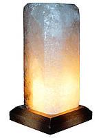 Солевой светильник Прямоугольник 2-3 кг