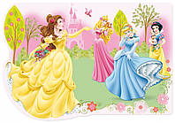 Коврик-подставка под тарелку Принцессы Disney