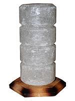 Солевая лампа Цилиндр Свеча малая 2-3 кг