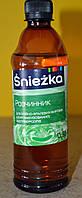 Деараматизированный растворитель  для разведения масляно – фталевой лаков и красок  Sniezka  0,36 кг