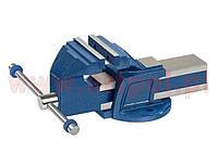 Тиски слесарные ARTPOL с наковальней 150мм