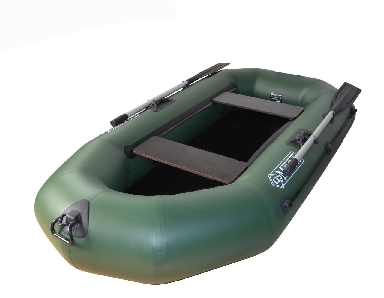 лучшая двухместная лодка из пвх для рыбалки