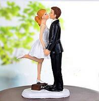 """Фигурка на свадебный торт """"Жених и невеста"""", красивые и оригинальные свадебные статуэтки"""