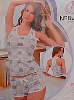 Пижама (Майка, шорты) NEBULA