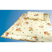 Детское одеяло с подушкой (поликотон)
