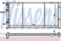 Радиатор охлаждения VW (производство Nissens ), код запчасти: 652491