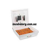 Домашний инкубатор Рябушка 2 на 70 яиц механическим переворотом, аналоговый
