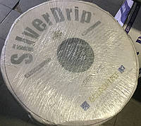 Капельная лента, капельный полив щелевой SilverDrip (Сильвер Дрип) 1400м\6мм\10см,15см Корея