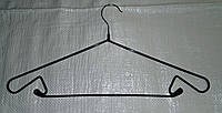 Вешалка плечики металлическая для одежды