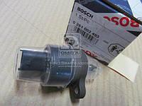Редукционный клапан (производство Bosch ), код запчасти: 0281002483