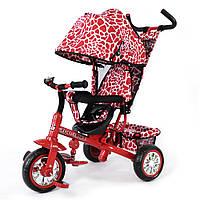 Велосипед трехколесный TILLY ZOO-TRIKE BT-CT-0005 DARK RED