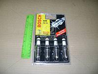 Свеча зажигания FR78 SUPER-4 SB VAG, HUYND, ВАЗ (производство Bosch ), код запчасти: 0242232801