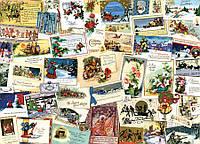 Пазл Cabble Hill - Викторианские поздравительные открытки (Victorian Greeting Cards)