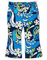 Вельветовые брюки для девочки. 12-18 месяцев