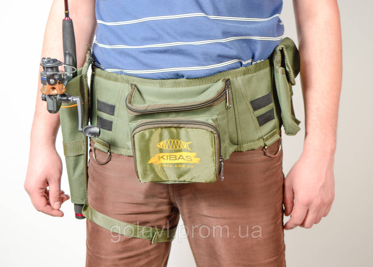 разгрузочные поясные сумки рыбака
