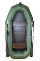Надувные лодки пвх Omega Ω 245 LS(PS) (гребная лодка с реечной сланью и регулируемыми сиденьями)