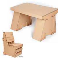 ХИТ Мебель из Эко картона