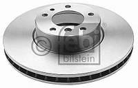 """Гальмівний диск bmw 5 (e39) """"f d=324mm """"97-04 (производство Febi ), код запчасти: 18557"""