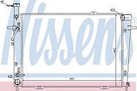 Радиатор охлаждения Hyundai, Kia (производство Nissens ), код запчасти: 67479
