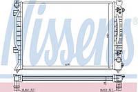 Радиатор охлаждения Audi (производство Nissens ), код запчасти: 60423A