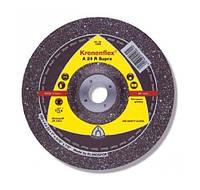 Круг для шлифования металла 125 х 6,0 м a24 supra Klingspor
