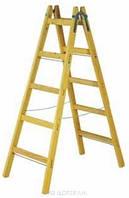 Лестница деревянная 190 см 6 ступенек