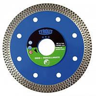 Алмазный отрезной диск Tyrolit для керамики / керамогранита dct*** 125 х 1,2 х 22,2 мм