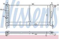 Радиатор охлаждения Opel (производство Nissens ), код запчасти: 632741