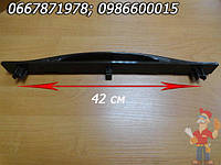 Ручка двери духовки Гефест коричневая 50 см