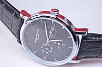 Мужские наручные часы Patek Philippe Geneve ААА silver