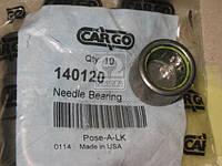 Подшипник генератора игольчатый (производитель Cargo) 140120