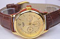 Наручные часы Rolex Geneve quartz (копия ААА класса) все циферблаты рабочие