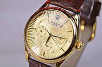 Мужские наручные часы Rolex Geneve (копия ААА класса) все циферблаты рабочие